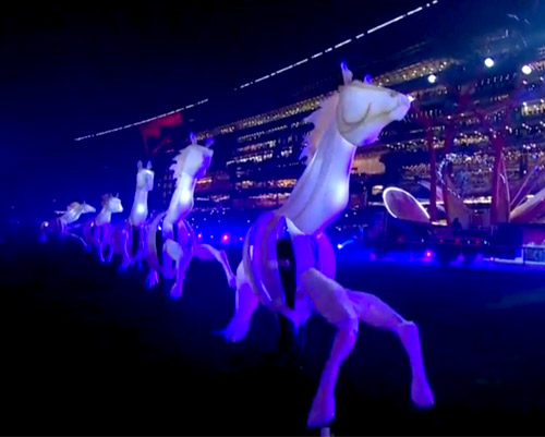 Dubai-Horse