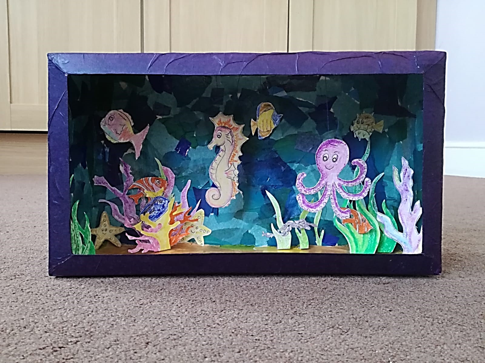 How To Create a Magical Aquarium