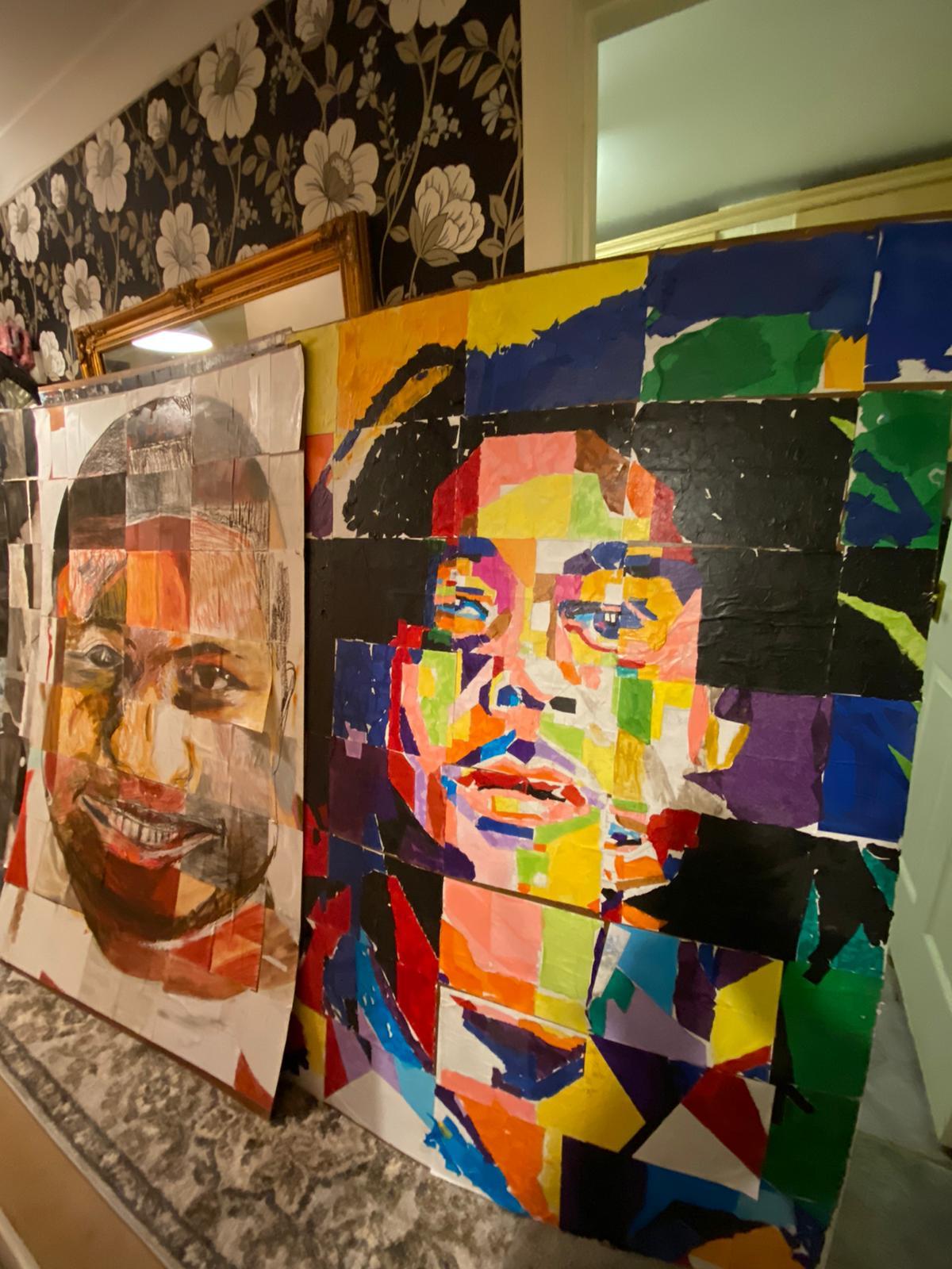 Gappy Ranks and Bob Marley